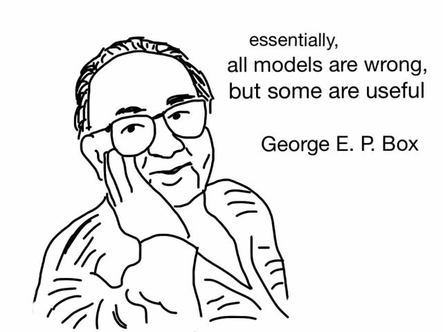 George E. P.Box