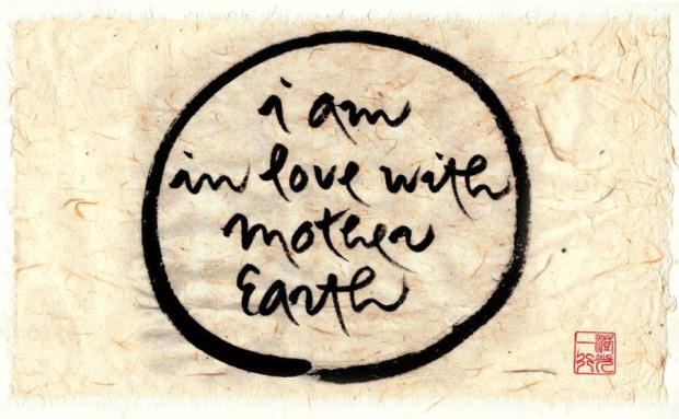 Thich Nhat Hanh: I am in Love with Mother Earth
