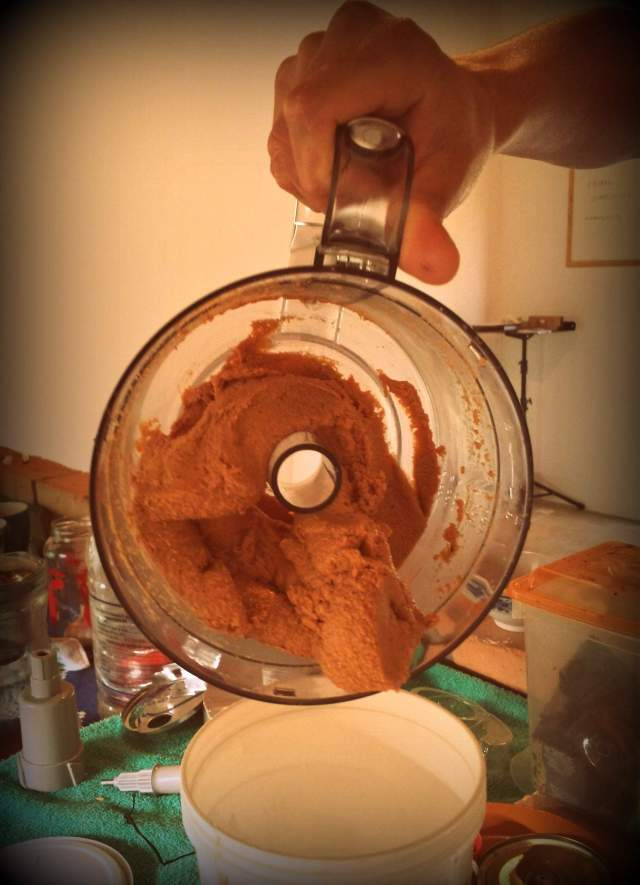 Making Our Own PeanutButter