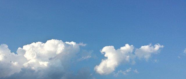 Rain Bringing Clouds